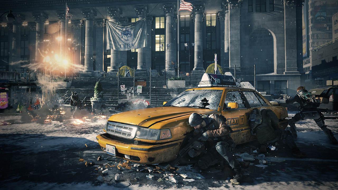 Tom Clancy's The Division recibirá mejoras para PS4 Pro | Gamelegant