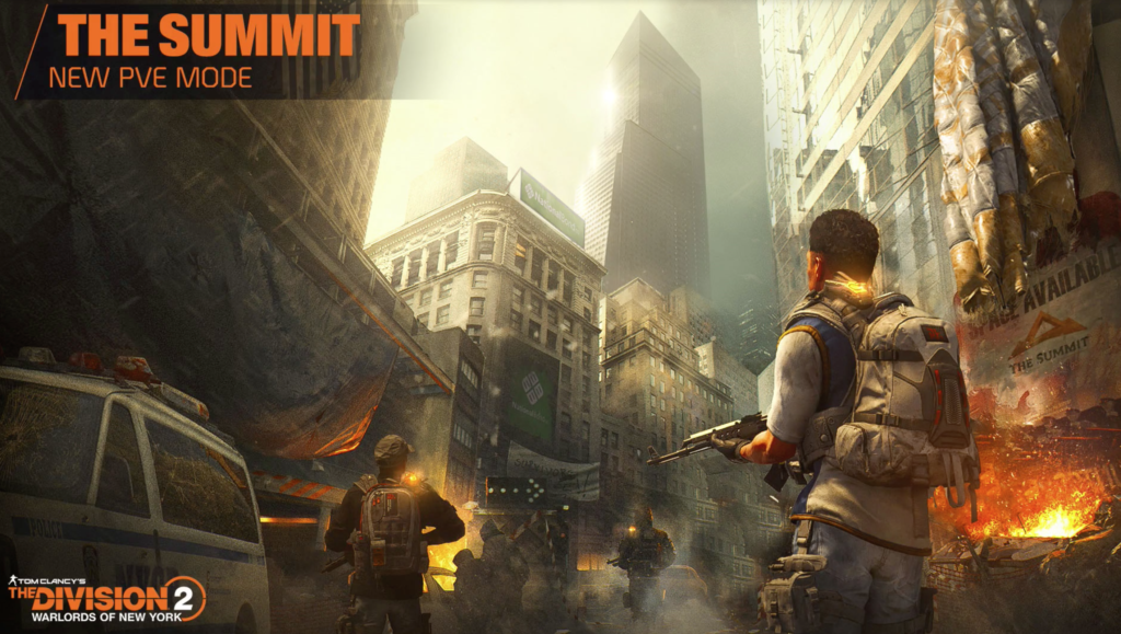 The Division 2: The Summit