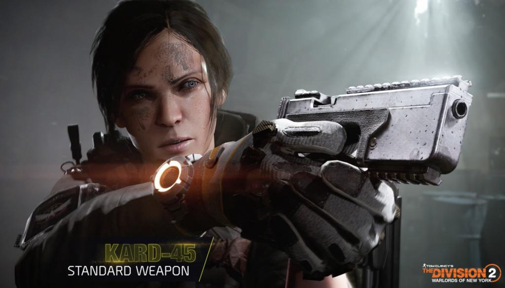 Pistola KARD-45